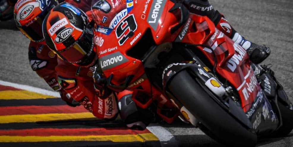 MotoGP at Rider's Corner