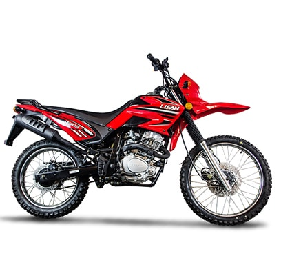 Lifan Cross 200 for Rental from Riders's Corner